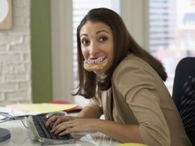 Λόγοι που βάζεις βάρος στο γραφείο