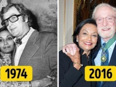 Διάσημα ζευγάρια που «κρατάνε» στο χρόνο