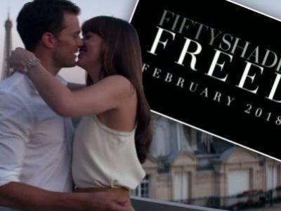 Πενήντα Αποχρώσεις του Γκρι(Freed):Trailer