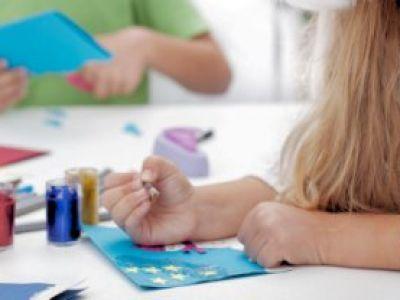 Παιδικό εργαστήρι: Κάρτα Χριστουγέννων