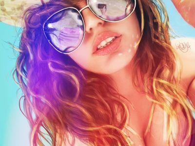 Βγάλε την τέλεια selfie στην παραλία!!!