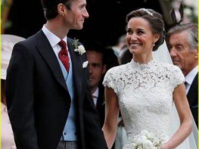 Ο χλιδάτος γάμος της Pippa Middleton και του Jame Matthews!