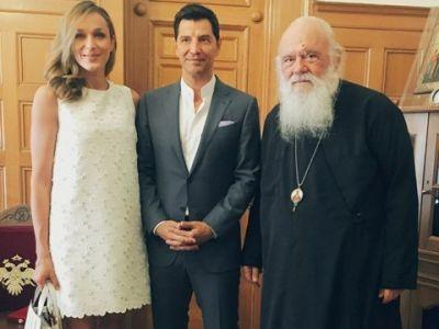 Σάκης Ρουβάς & Κάτια Ζιγούλη: Παντρεύτηκαν????