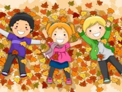 Φθινοπωρινό παιδικό εργαστήρι στο Public