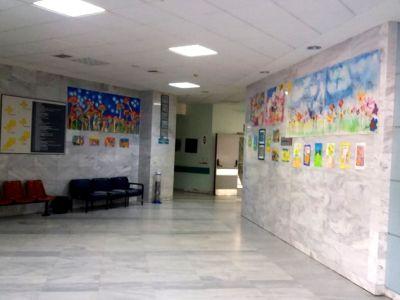 Όταν το Νοσοκομείο Σερρών έγινε πινακοθήκη...