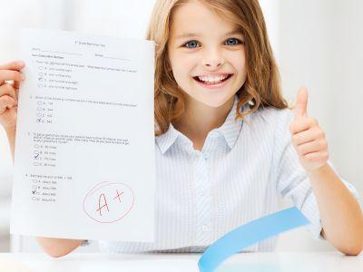 Βαθμοί στο σχολείο... εφικτός στόχος