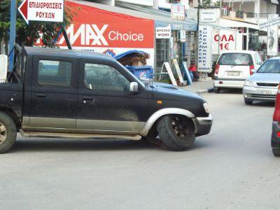 «Έμφραγμα» στην Τούζλα λόγω τροχαίου ατυχήματος !