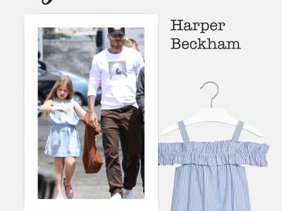Harper Beckham / Get the Look