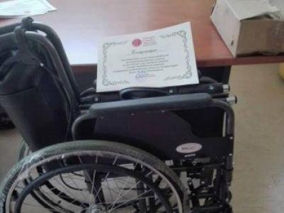 Οι «Σερραίες Μανούλες» παρέδωσαν αναπηρικό αμαξίδιο στο ΚΕΠΕΠ Σιδηροκάστρου