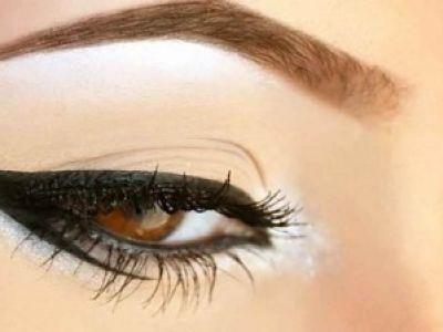 Eyeliner ανάλογα με το σχήμα των ματιών