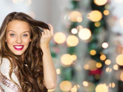Η τάση στα μαλλιά για τα φετινά Χριστούγεννα!