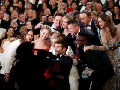 Η τρέλα των #selfie