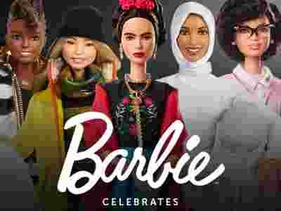 Η Barbie γιορτάζει την Παγκόσμια Ημέρα της Γυναίκας με μια συλλεκτική συλλογή!