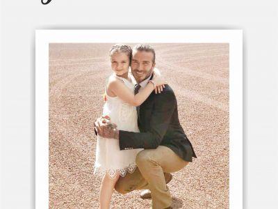GET THE LOOK #Harper_Beckham #floraonline.gr