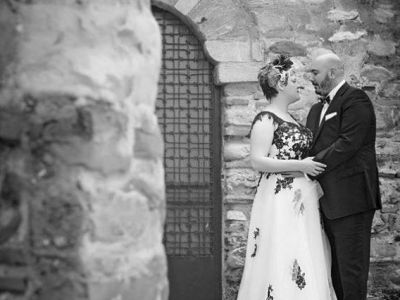 Κωνσταντίνος & Παυλίνα... ένας ροκ γάμος!