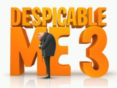 «Εγώ ο Απαισιότατος  3» στους κινηματογράφους