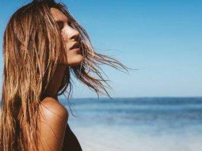Προστάτεψε τα μαλλιά σου από τον ήλιο