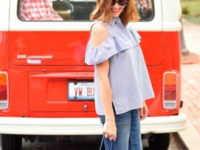 Το κολακευτικό τζιν από τις fashion bloggers