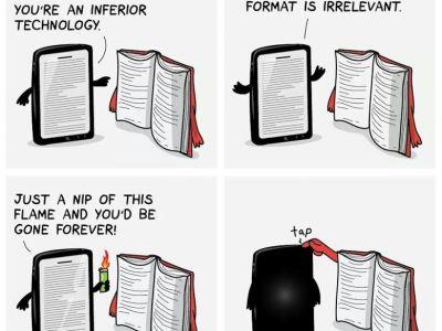 Τα σκονισμένα μας βιβλία