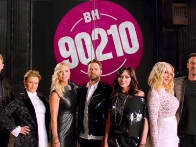 Δείτε το πρώτο τρέιλερ για το νέο Beverly Hills 90210 !!!
