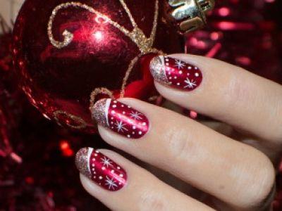 Εσείς τι θα επιλέξετε για τα νύχια σας αυτές τις γιορτές;