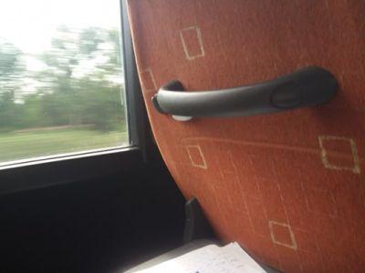 Ταξιδεύοντας με το λεωφορείο για έναν υπέροχο λόγο…
