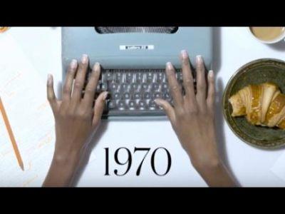 Οι τάσεις στα νύχια τα τελευταία 100 χρόνια!